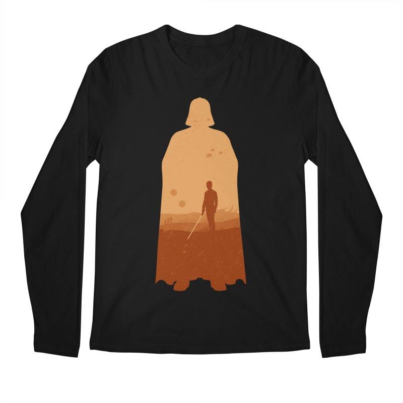Vader Men's Longsleeve T-Shirt by Tomas Teslik's Artist Shop