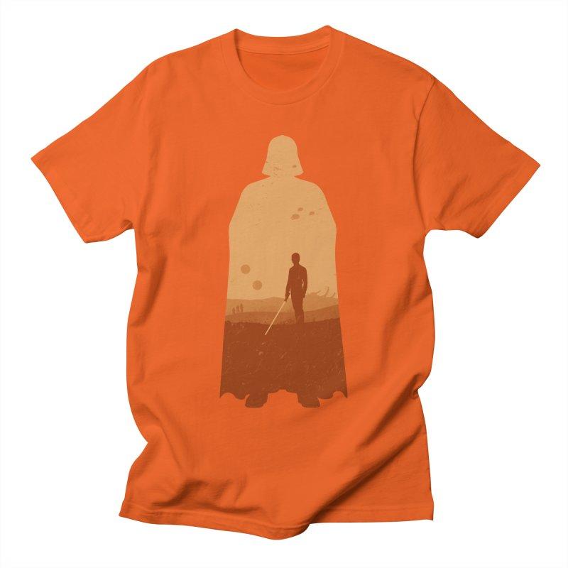 Vader Men's T-shirt by Tomas Teslik's Artist Shop