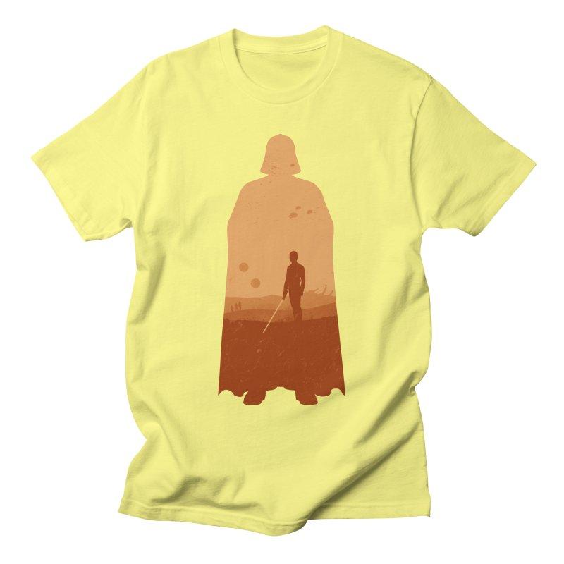 Vader Women's Unisex T-Shirt by Tomas Teslik's Artist Shop