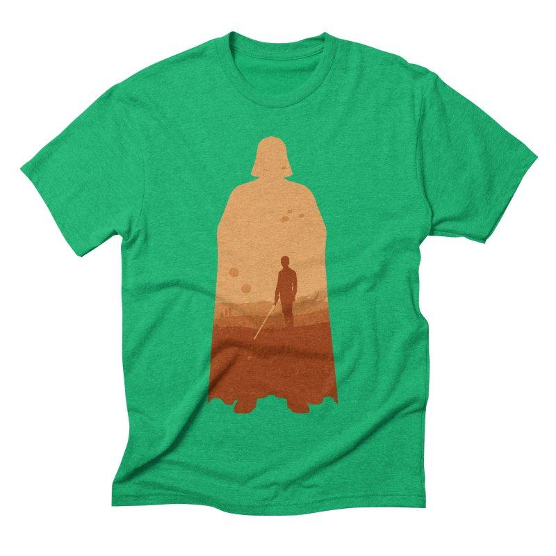 Vader Men's Triblend T-shirt by Tomas Teslik's Artist Shop