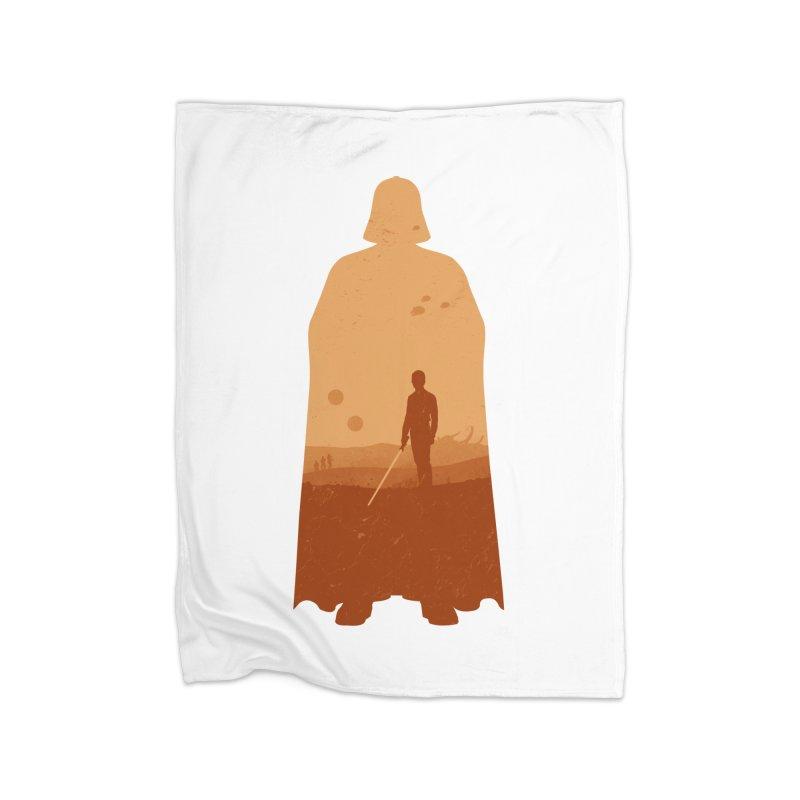 Vader Home Blanket by Tomas Teslik's Artist Shop