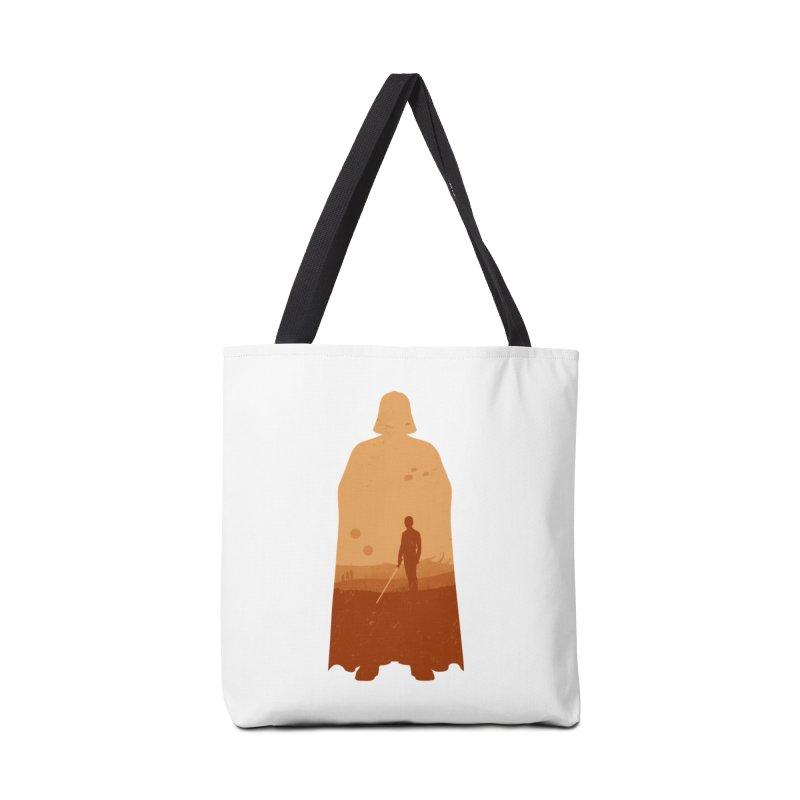 Vader Accessories Bag by Tomas Teslik's Artist Shop