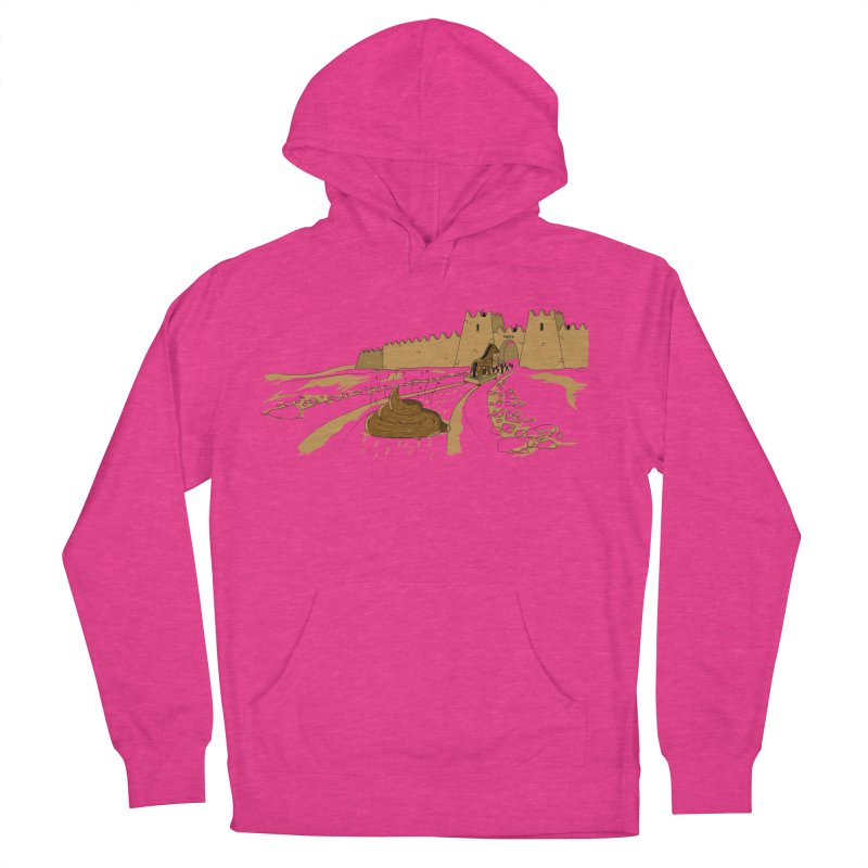 Troyan Horse Women's Pullover Hoody by Tomas Teslik's Artist Shop