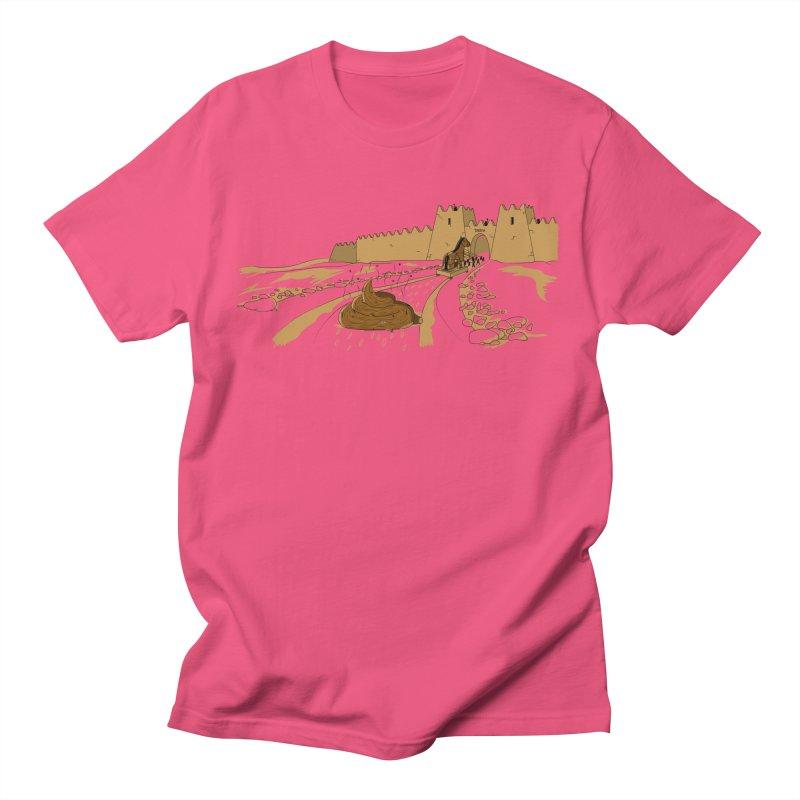 Troyan Horse Women's Unisex T-Shirt by Tomas Teslik's Artist Shop