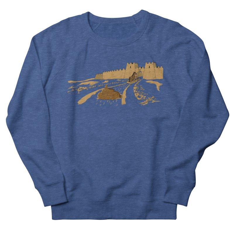 Troyan Horse Women's Sweatshirt by Tomas Teslik's Artist Shop