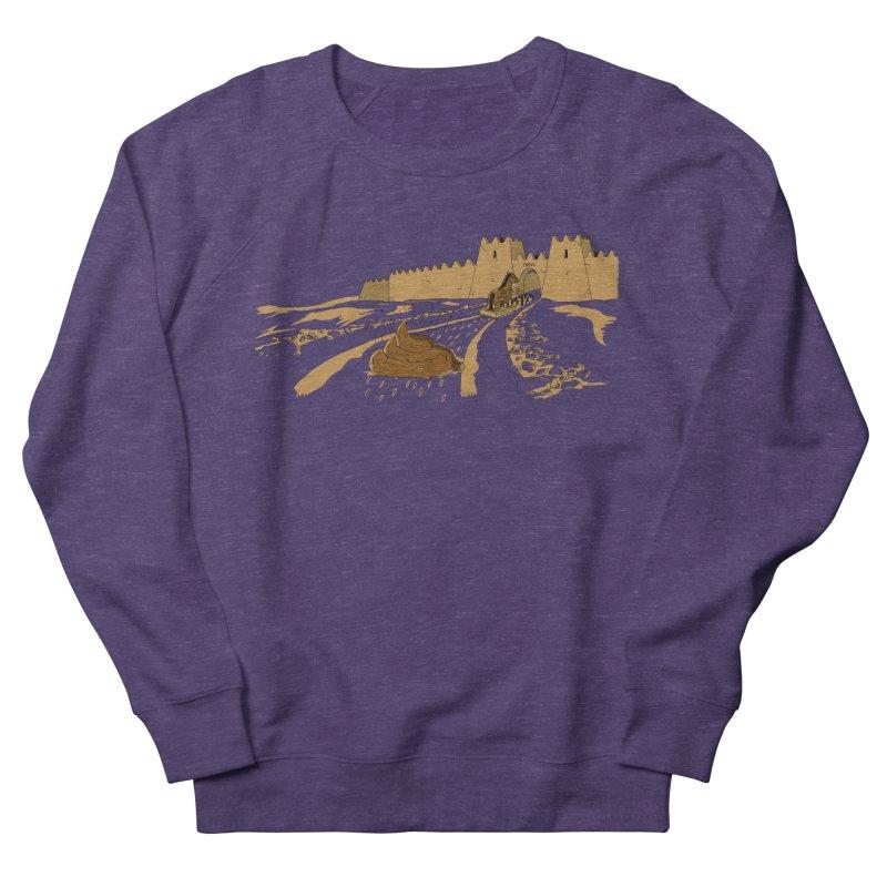 Troyan Horse Men's Sweatshirt by Tomas Teslik's Artist Shop
