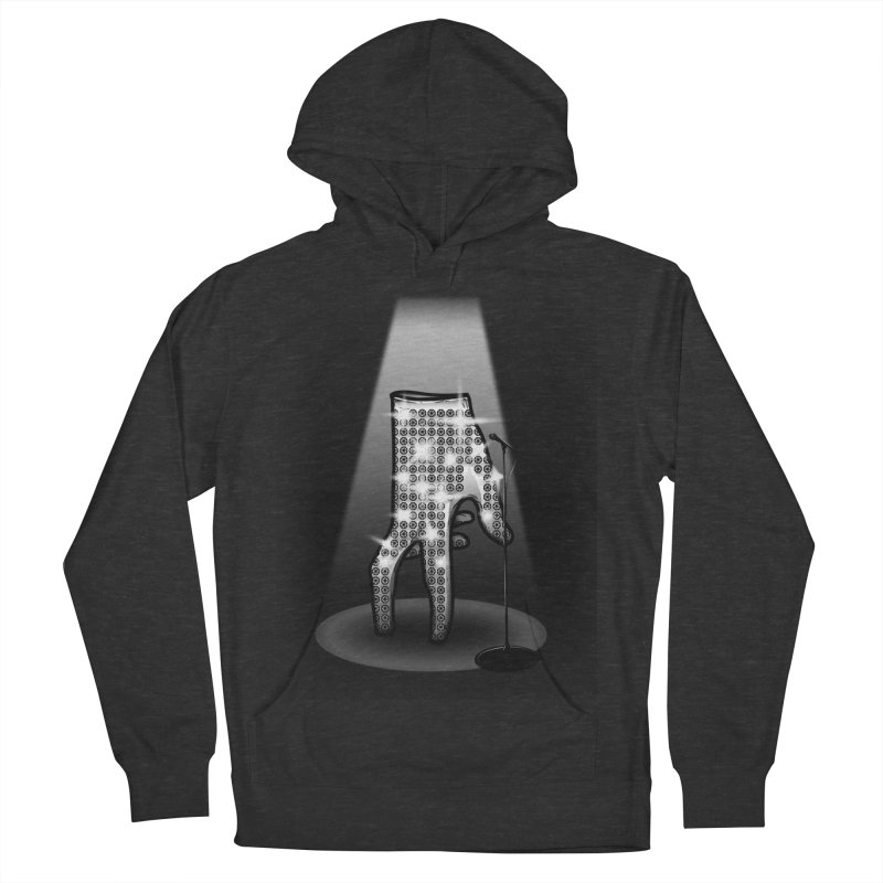 Jackson Glove Women's Pullover Hoody by Tomas Teslik's Artist Shop
