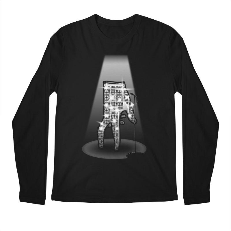 Jackson Glove Men's Longsleeve T-Shirt by Tomas Teslik's Artist Shop
