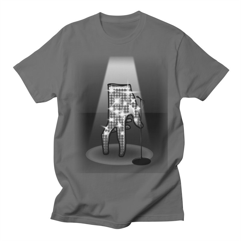 Jackson Glove Men's T-Shirt by Tomas Teslik's Artist Shop