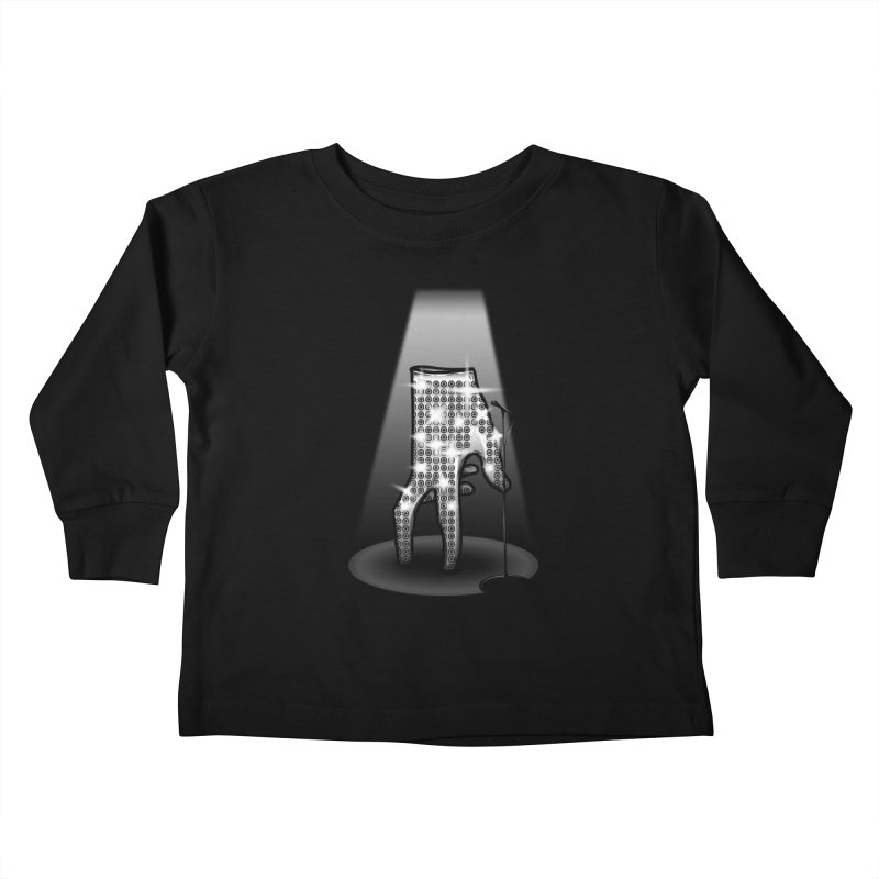 Jackson Glove Kids Toddler Longsleeve T-Shirt by Tomas Teslik's Artist Shop