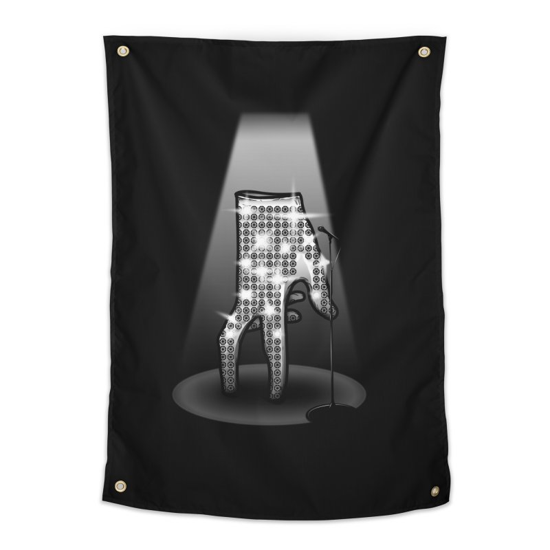 Jackson Glove Home Tapestry by Tomas Teslik's Artist Shop