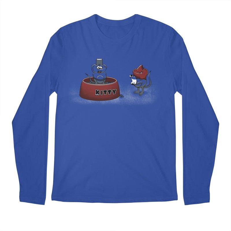 Last Judgment Men's Longsleeve T-Shirt by Tomas Teslik's Artist Shop