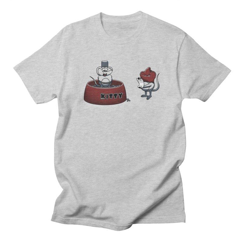 Last Judgment Men's T-Shirt by Tomas Teslik's Artist Shop
