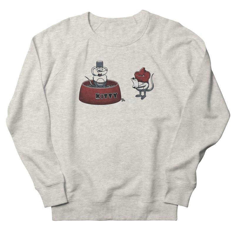 Last Judgment Women's Sweatshirt by Tomas Teslik's Artist Shop