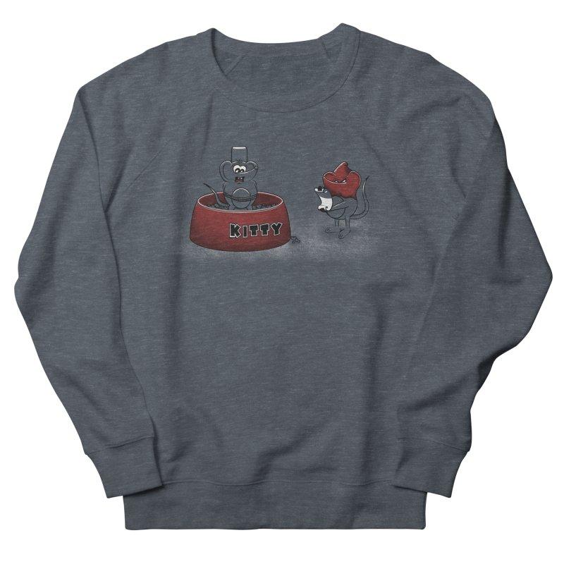 Last Judgment Men's Sweatshirt by Tomas Teslik's Artist Shop