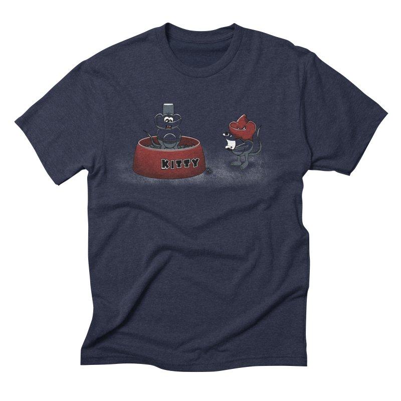 Last Judgment Men's Triblend T-Shirt by Tomas Teslik's Artist Shop