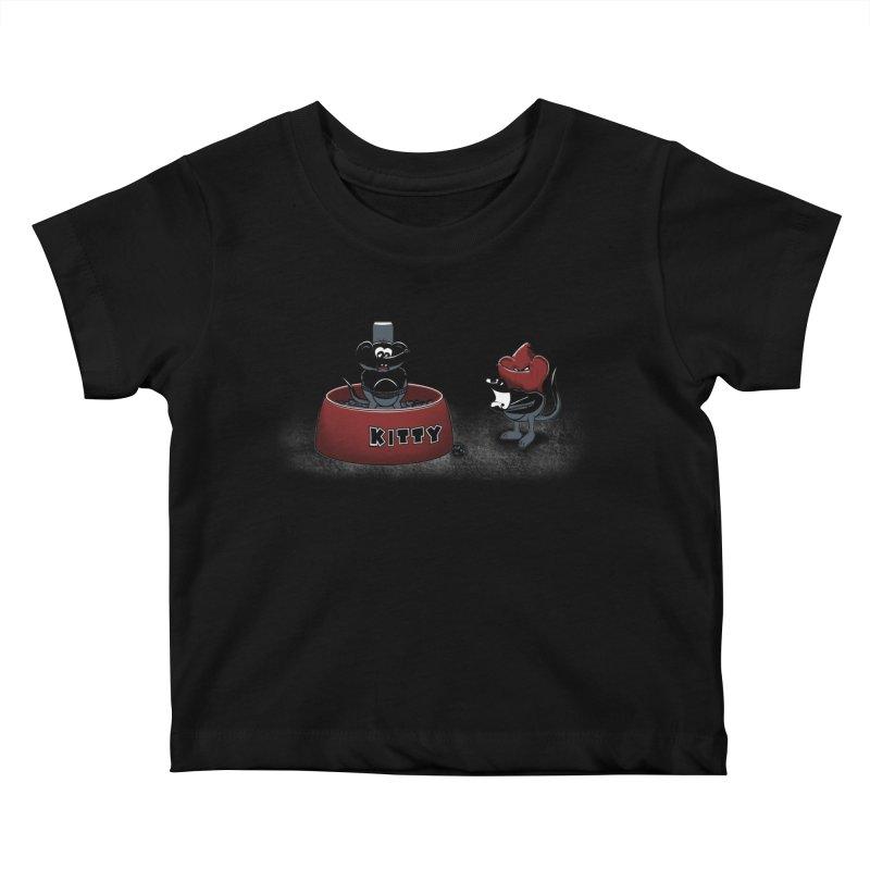 Last Judgment Kids Baby T-Shirt by Tomas Teslik's Artist Shop