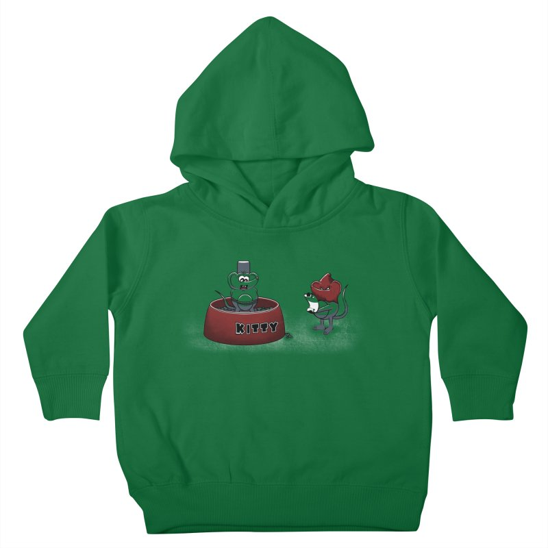 Last Judgment Kids Toddler Pullover Hoody by Tomas Teslik's Artist Shop