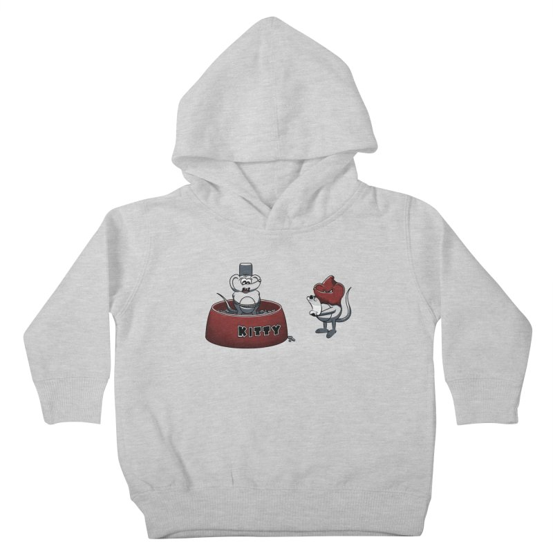 Last Judgment Kids Toddler Pullover Hoody by Tomas Teslik's Artist Shop