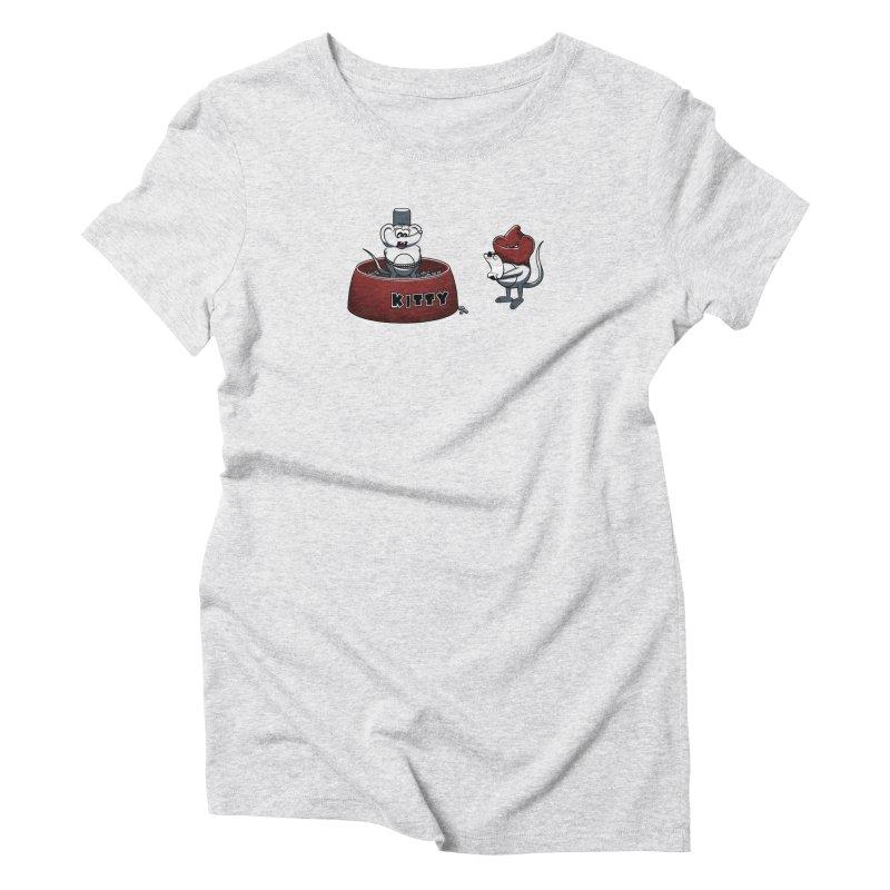 Last Judgment Women's Triblend T-Shirt by Tomas Teslik's Artist Shop