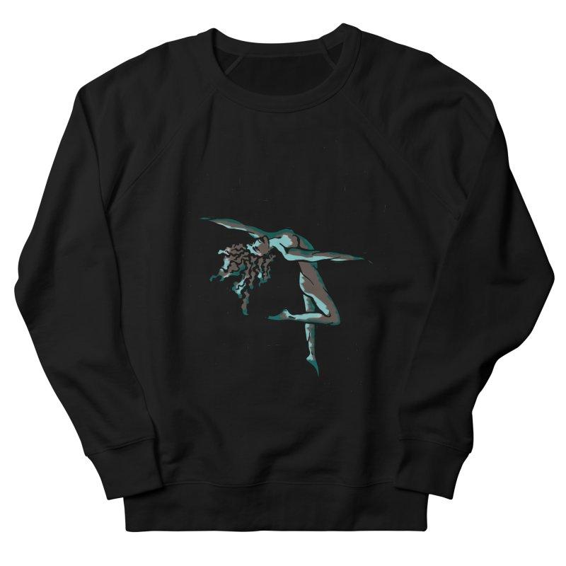 Tree Dancer 2 - Moss Tones Men's Sweatshirt by Anapalana by Tona Williams Artist Shop