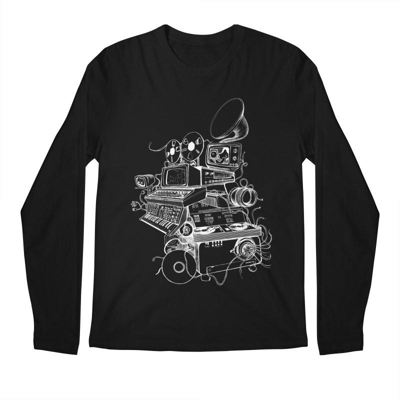 Playskool Men's Regular Longsleeve T-Shirt by Tonee.no Artist Shop