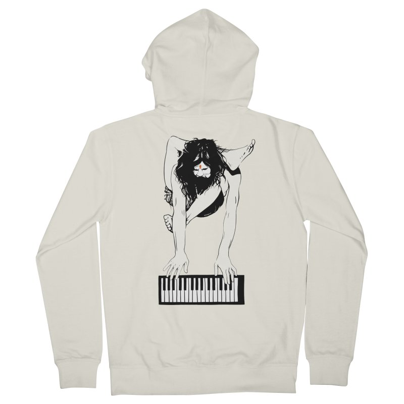 StayHungryStayFoolish Men's Zip-Up Hoody by toniefer's Artist Shop