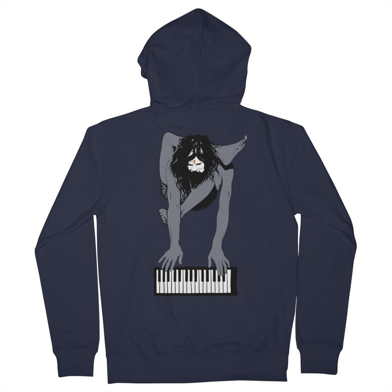 StayHungryStayFoolish Men's French Terry Zip-Up Hoody by toniefer's Artist Shop