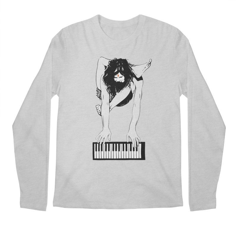StayHungryStayFoolish Men's Longsleeve T-Shirt by toniefer's Artist Shop