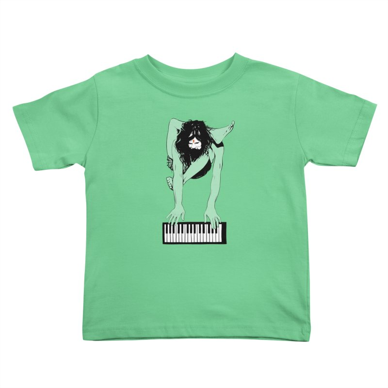 StayHungryStayFoolish Kids Toddler T-Shirt by toniefer's Artist Shop