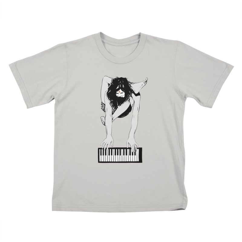 StayHungryStayFoolish Kids T-Shirt by toniefer's Artist Shop