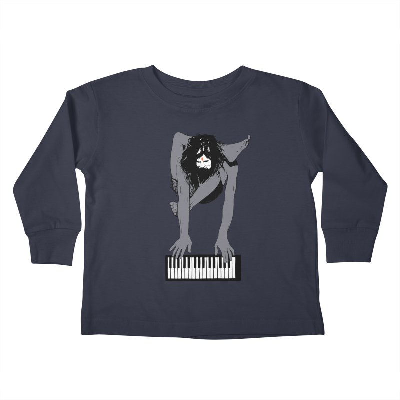 StayHungryStayFoolish Kids Toddler Longsleeve T-Shirt by toniefer's Artist Shop