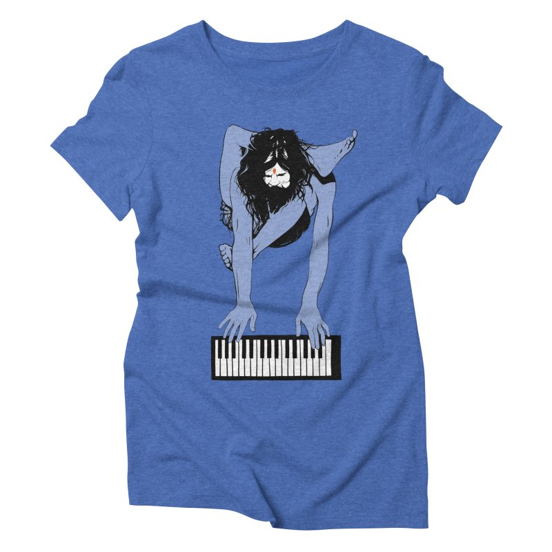 StayHungryStayFoolish Women's Triblend T-Shirt by toniefer's Artist Shop