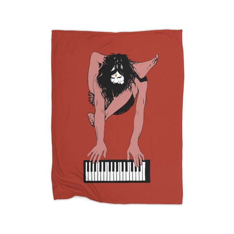 StayHungryStayFoolish Home Fleece Blanket Blanket by toniefer's Artist Shop