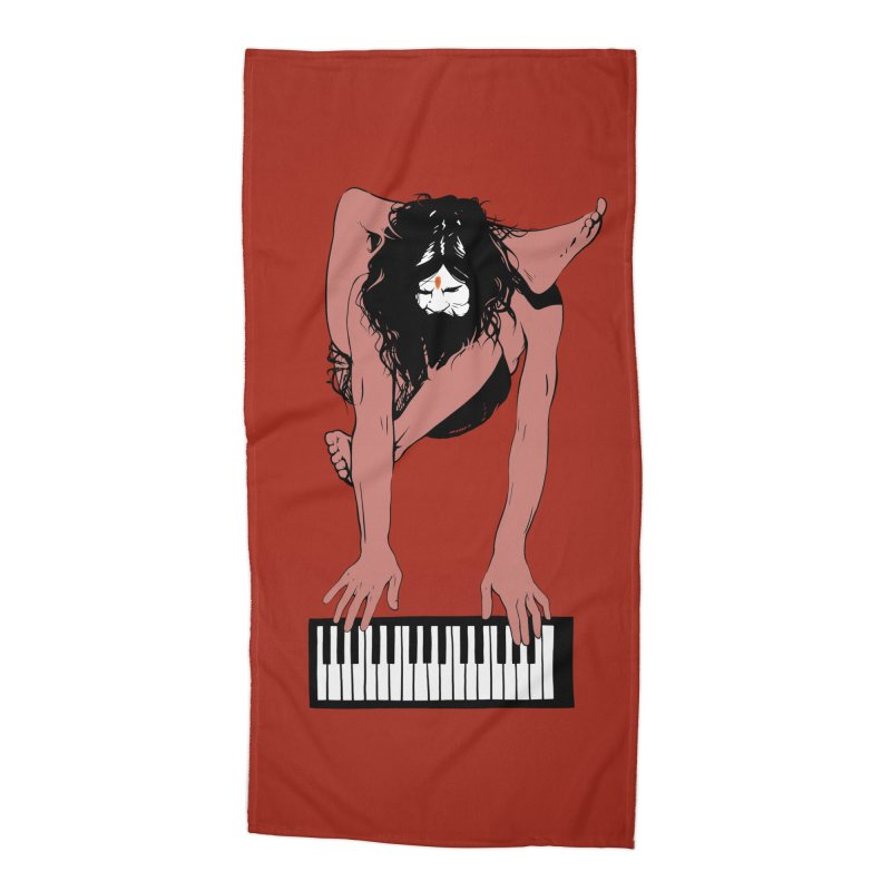 StayHungryStayFoolish Accessories Beach Towel by toniefer's Artist Shop