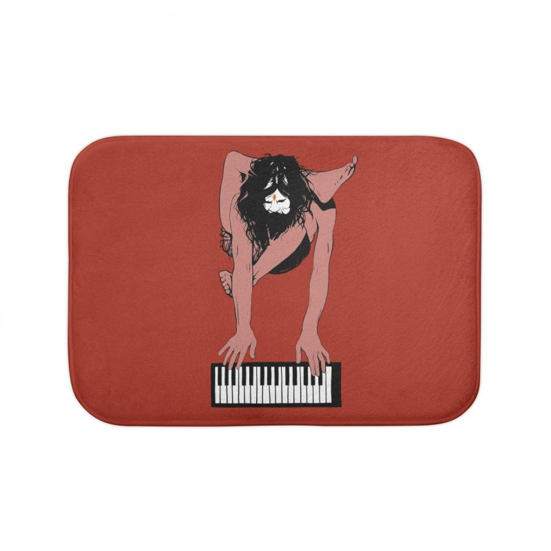 StayHungryStayFoolish Home Bath Mat by toniefer's Artist Shop