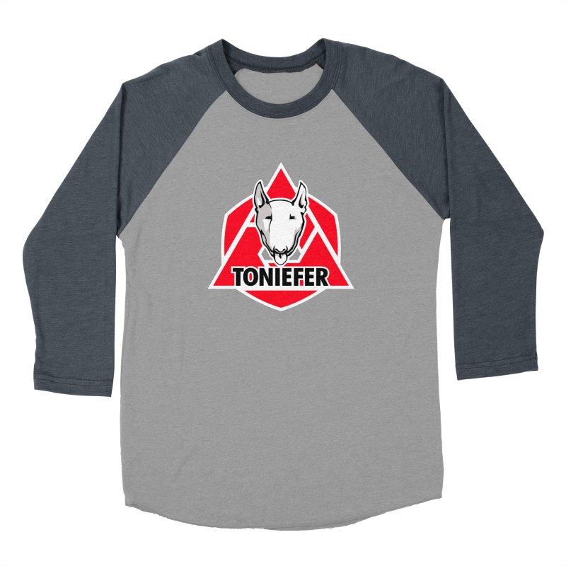 ToniEfer Women's Baseball Triblend Longsleeve T-Shirt by toniefer's Artist Shop