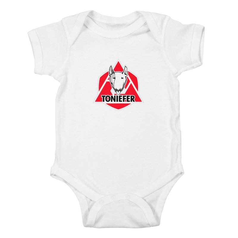 ToniEfer Kids Baby Bodysuit by toniefer's Artist Shop