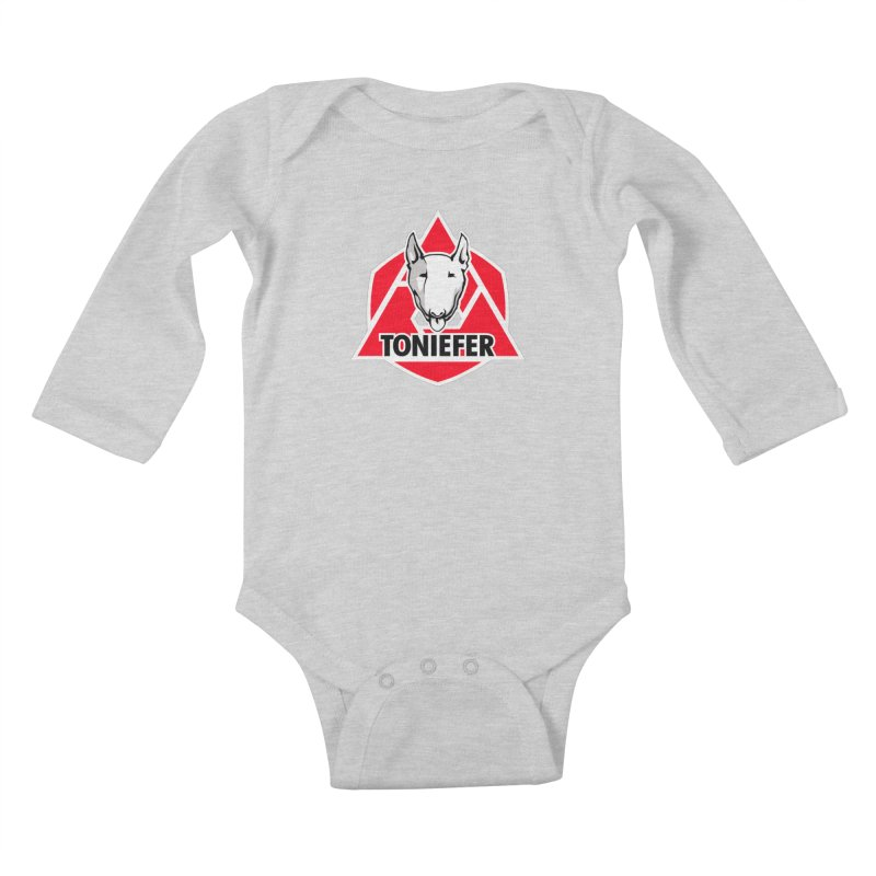 ToniEfer Kids Baby Longsleeve Bodysuit by toniefer's Artist Shop