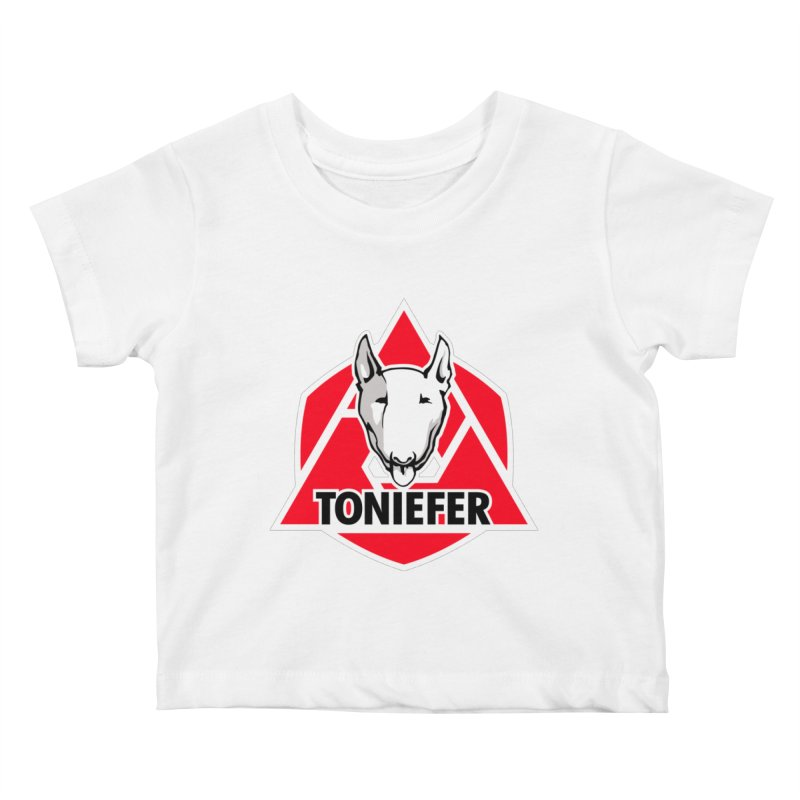 ToniEfer Kids Baby T-Shirt by toniefer's Artist Shop