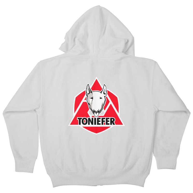 ToniEfer Kids Zip-Up Hoody by toniefer's Artist Shop