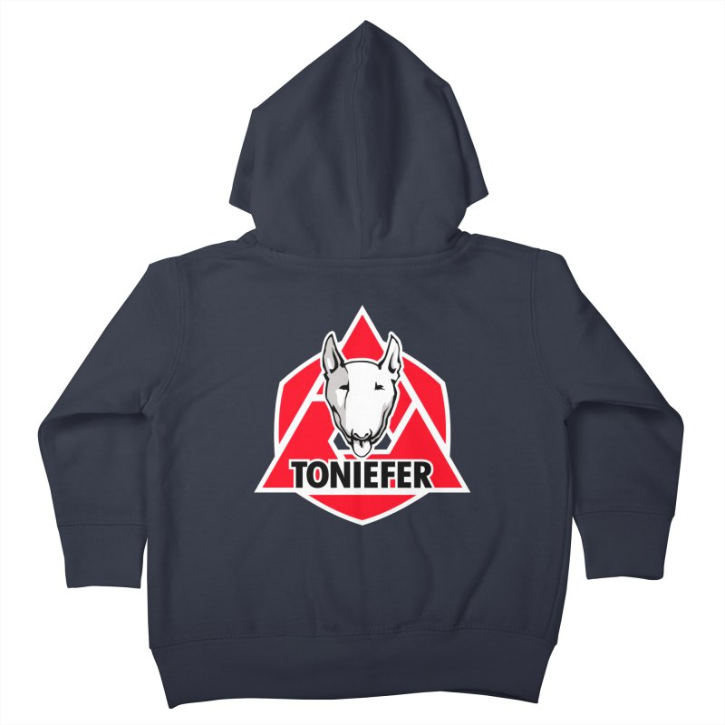 ToniEfer Kids Toddler Zip-Up Hoody by toniefer's Artist Shop