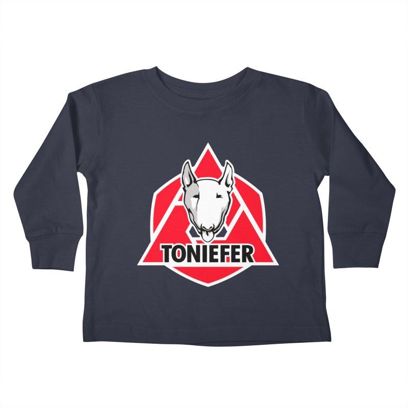 ToniEfer Kids Toddler Longsleeve T-Shirt by toniefer's Artist Shop