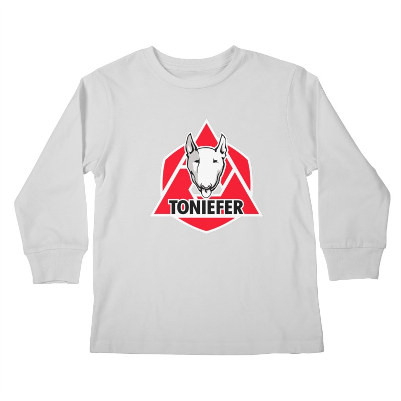 ToniEfer Kids Longsleeve T-Shirt by toniefer's Artist Shop