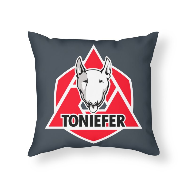 ToniEfer Home Throw Pillow by toniefer's Artist Shop