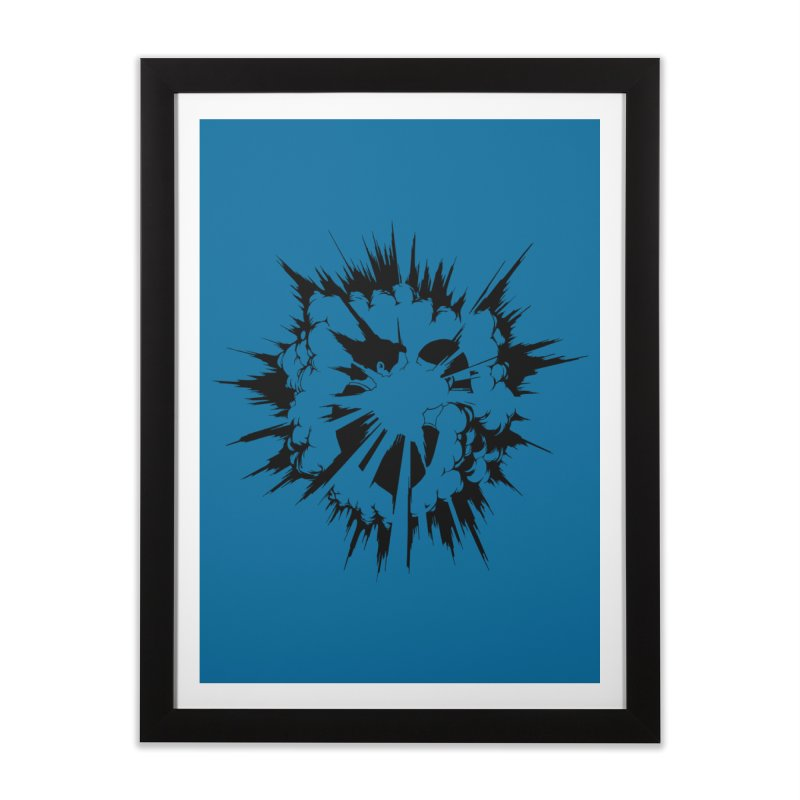 BigBang Home Framed Fine Art Print by toniefer's Artist Shop