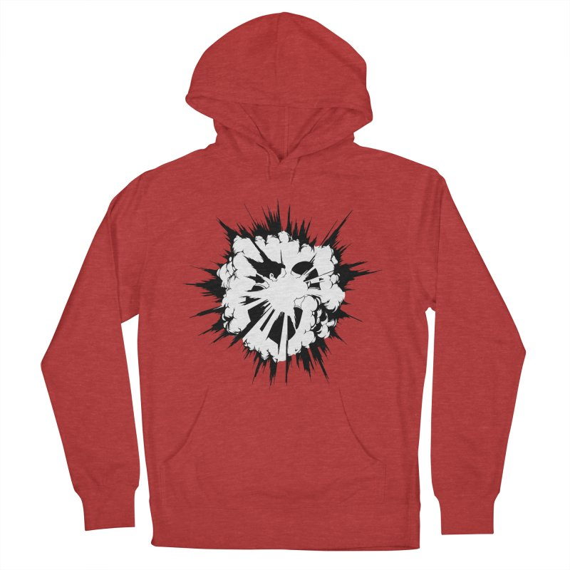 BigBang Women's French Terry Pullover Hoody by toniefer's Artist Shop