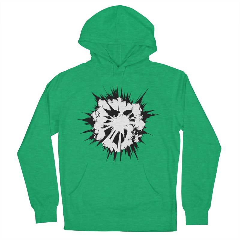 BigBang Men's French Terry Pullover Hoody by toniefer's Artist Shop