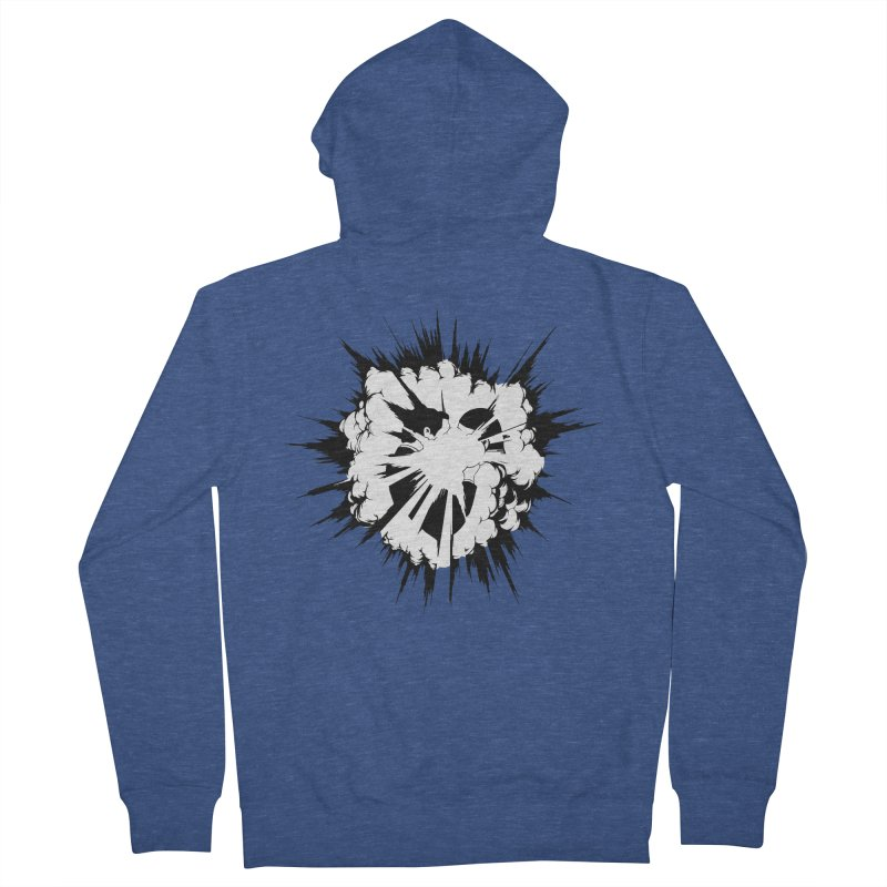 BigBang Women's French Terry Zip-Up Hoody by toniefer's Artist Shop