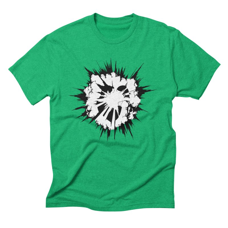 BigBang Men's Triblend T-Shirt by toniefer's Artist Shop